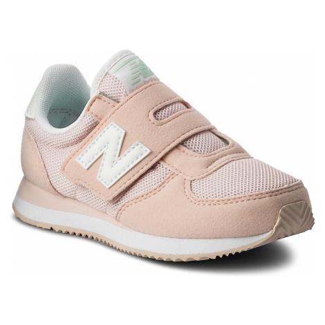 Sneakersy NEW BALANCE - KV220P2Y Różowy