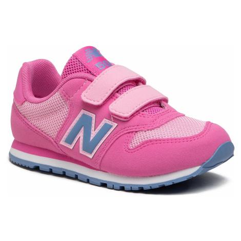 Sneakersy NEW BALANCE - YV500TPP Różowy