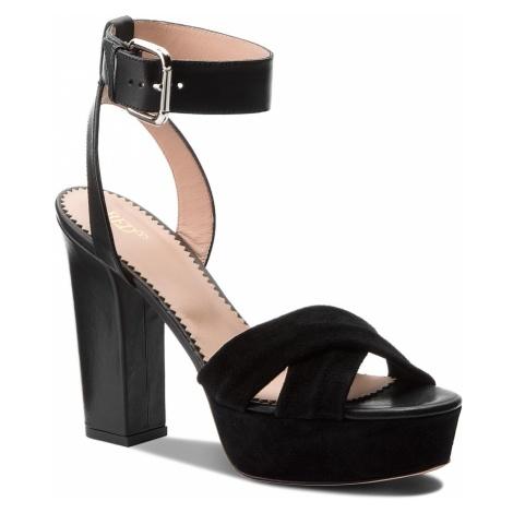 Sandały RED VALENTINO - PQ0S0A78 Nero 0NO