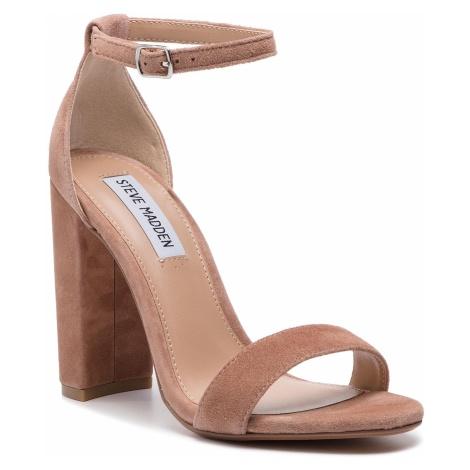Sandały STEVE MADDEN - Carrson SM11000008-03002-215 Tan Suede