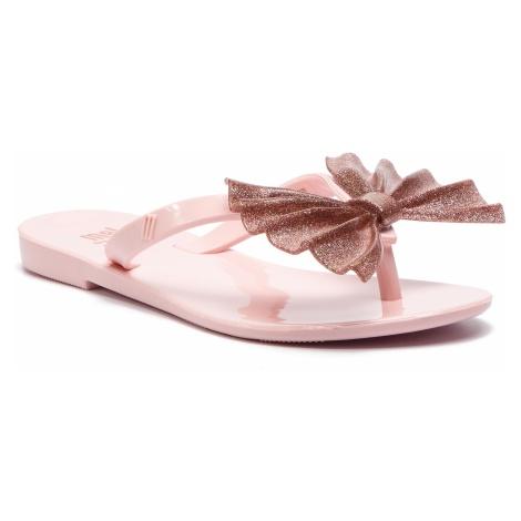 Japonki MELISSA - Mel Harmonic Bow Vi Inf 32446 Pink/Glitter Multicolor 52848
