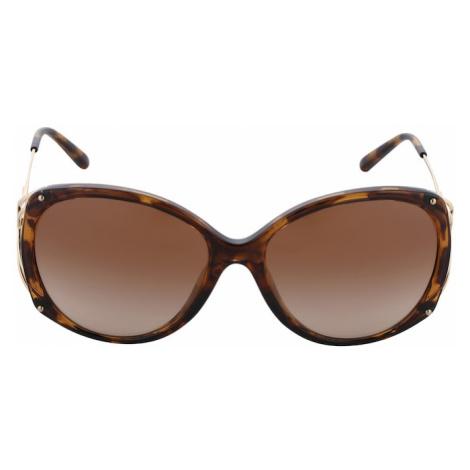 Michael Kors Okulary przeciwsłoneczne 'MORRO BAY' beżowy