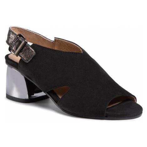 Sandały EKSBUT - 3B-5938-M95/N87-1G Czarny
