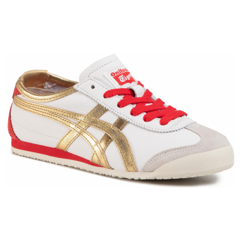 Sneakersy ONITSUKA TIGER - Mexico 66 1183A788 White/Pure Gold 102