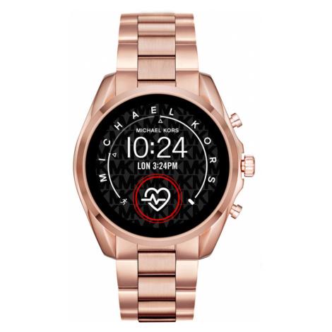 Smartwatch MICHAEL KORS - Bradshaw MKT5086 Rose Gold/Rose Gold