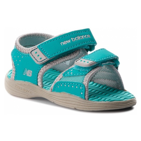 Sandały NEW BALANCE - K2004GRG Niebieski
