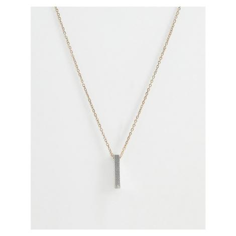 Icon Brand silver pendant necklace