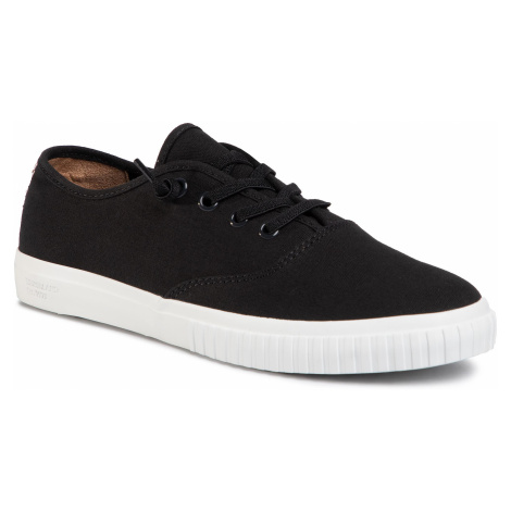 Tenisówki TIMBERLAND - Newport Bay Oxford TB0A28KY001 Black Canvas