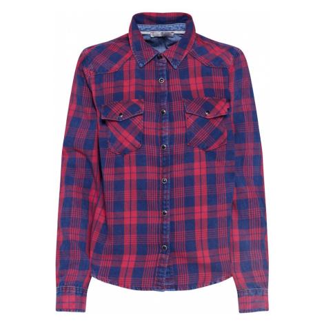 LTB Bluzka 'LONAYA' niebieski / czerwony