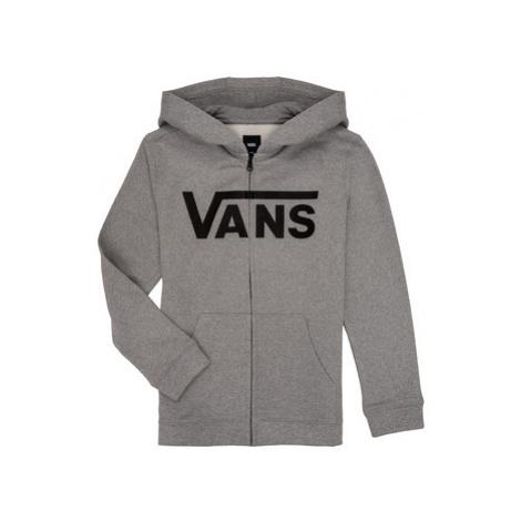 Bluzy Dziecko Vans BY VANS CLASSIC ZIP HOODIE