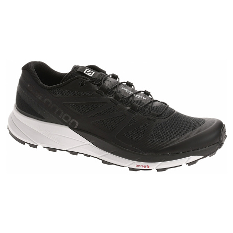 buty Salomon Sense Ride - Black/White/Phantom