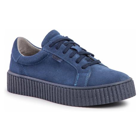 Sneakersy NESSI - 17111 Granat We