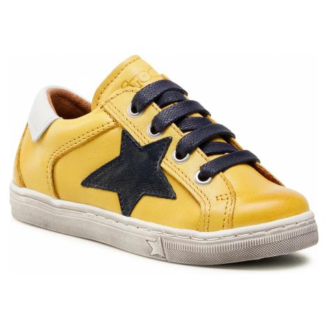 Sneakersy FRODDO - G3130162-4 M Yellow