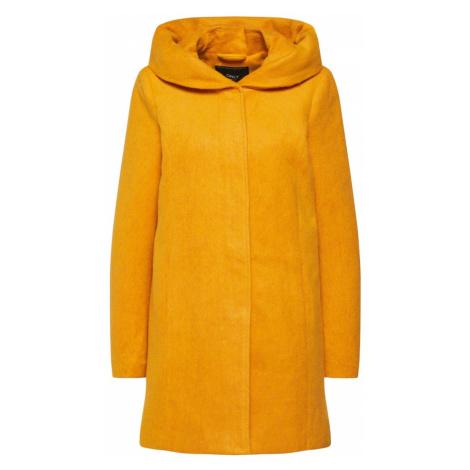 ONLY Płaszcz przejściowy 'Dona Marie' pomarańczowy
