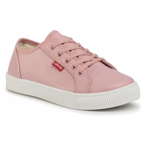 Tenisówki LEVI'S® - 225849-740-82 Regular Pink Levi´s