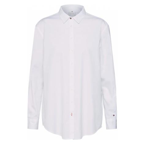 TOMMY HILFIGER Bluzka 'IconMONICA GIRLFRIE' mieszane kolory / biały