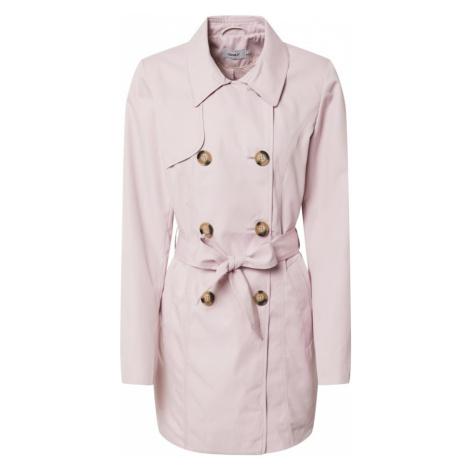 ONLY Płaszcz przejściowy 'Valerie' liliowy