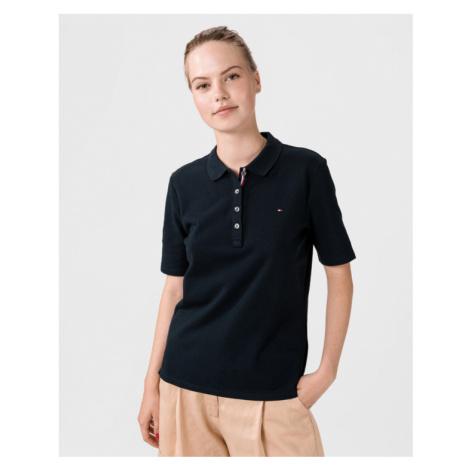Tommy Hilfiger Essential Polo Koszulka Niebieski
