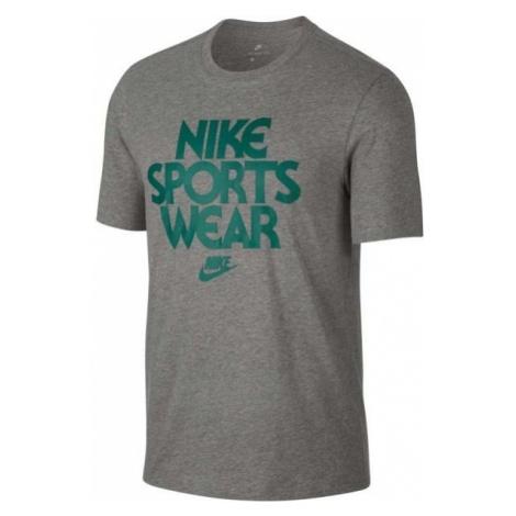 Nike SPORTSWEAR TEE CNCPT BLUE 2 - Koszulka męska