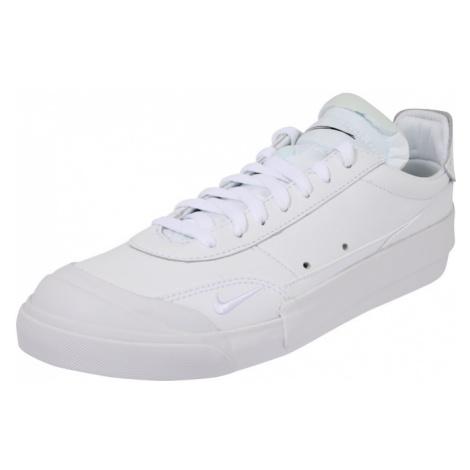 Nike Sportswear Trampki niskie 'Drop Type' biały