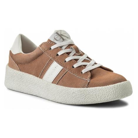 Sneakersy CALVIN KLEIN JEANS - Gaia R8782 Dusk/White