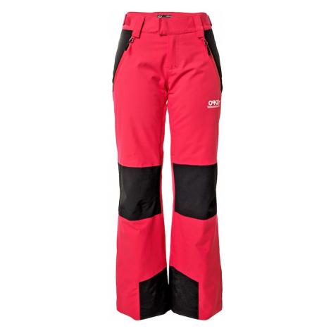 OAKLEY Spodnie outdoor różowy / czarny