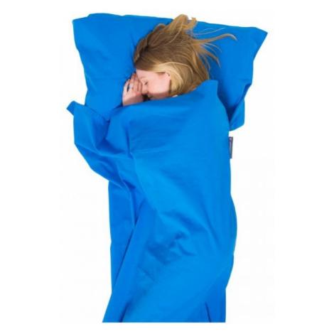 LIFEVENTURE Wkładka do śpiwora COTTON SLEEPING BAG mumia