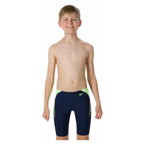 Speedo Endurance10 Boom Swimming Jammers Junior Boys