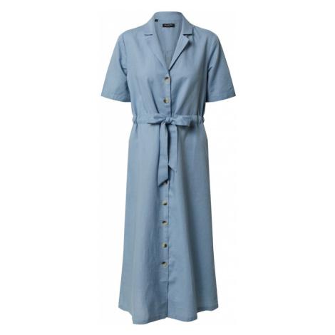 SELECTED FEMME Sukienka koszulowa podpalany niebieski