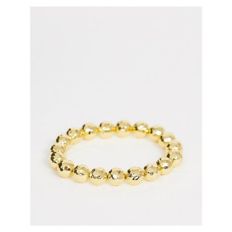 Gorjana Gold Plated Taner Beaded Statement Bracelet