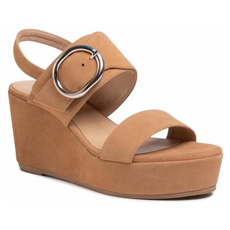 Sandały EDEO - 3552-1100 Rudy