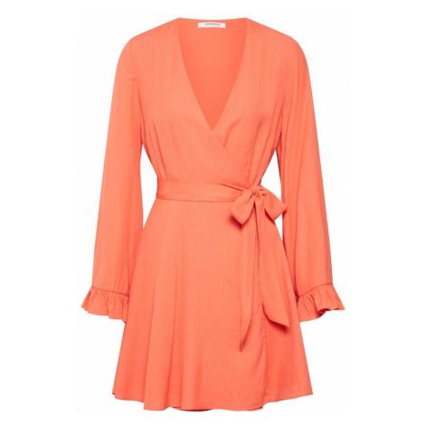 GLAMOROUS Sukienka 'CK5284' pomarańczowy