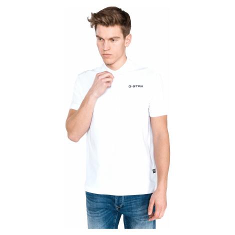 G-Star RAW Shelo Polo Koszulka Biały