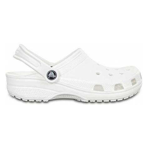 Klapki Crocs Classic Clog 10001 WHITE
