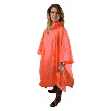 Pidilidi PONCHO pomarańczowy UNI - Płaszcz przeciwdeszczowy