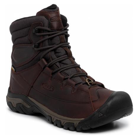 Trekkingi KEEN - Targhee Lace Boot High Wp 1019914 Cocoa/Mulch