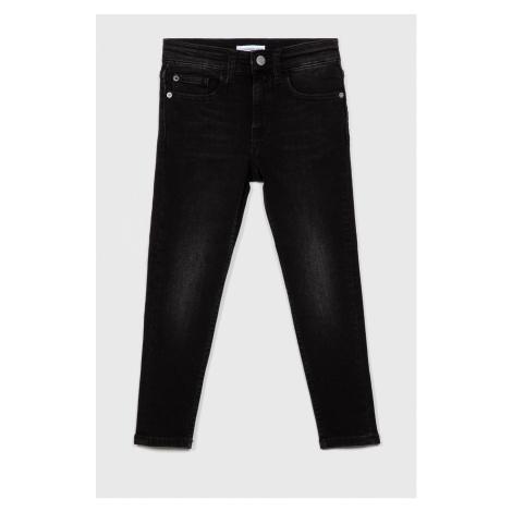 Calvin Klein Jeans - Jeansy dziecięce 116-176 cm