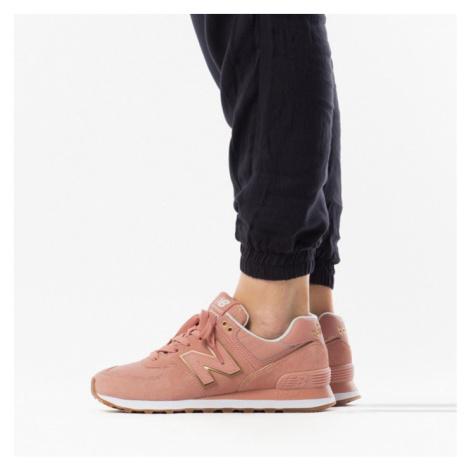 Buty damskie sneakersy New Balance WL574SOB