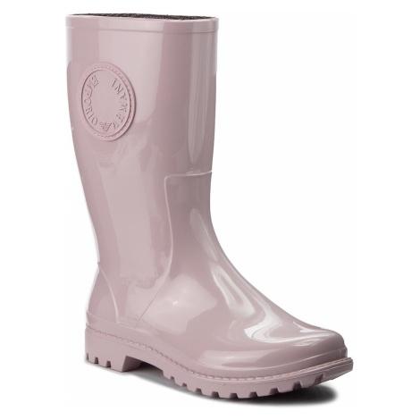 Kalosze EMPORIO ARMANI - XXO001 XOZ01 00764 S Glitter Pink