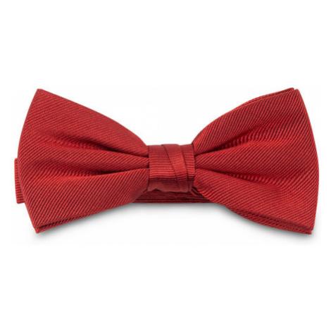 Tommy Hilfiger Tailored Mucha Silk Solid TT0TT06487 Czerwony
