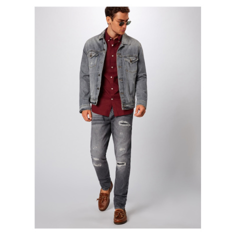 Tommy Jeans Jeansy 'TAPERED TJ 1988' szary denim Tommy Hilfiger