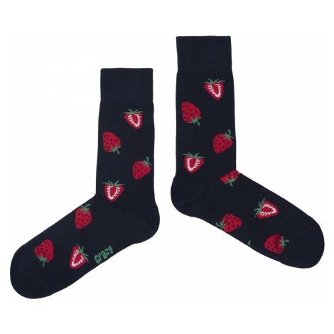 Crazy Socks Unisex's Socks Sweet Strawberry