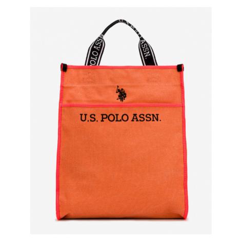 U.S. Polo Assn Halifax Torba Pomarańczowy