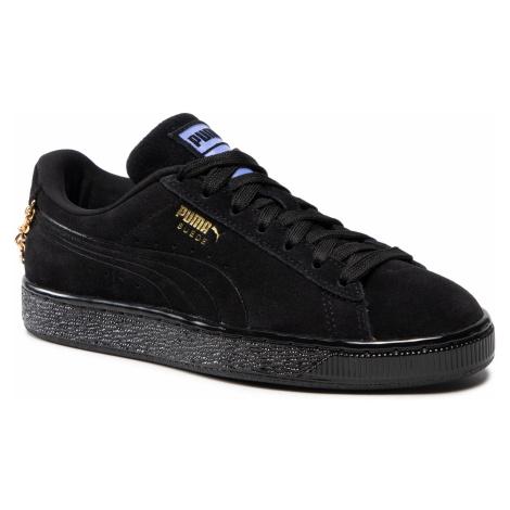 Sneakersy PUMA - Suede Classic Dd Wn 380624 01 Puma Black/Elektro Purple