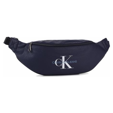 Saszetka nerka CALVIN KLEIN JEANS - Coated Cotton Round Street Pack K50K504924 CG7