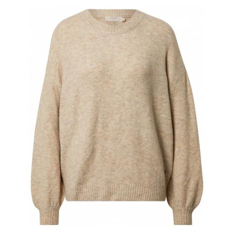 Cream Sweter 'Angha' beżowy