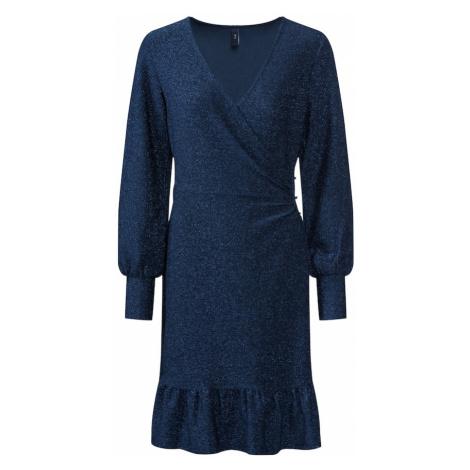 Y.A.S Sukienka 'BEY' niebieski