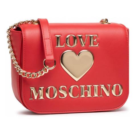 LOVE MOSCHINO Torebka JC4052PP1CLF0500 Czerwony