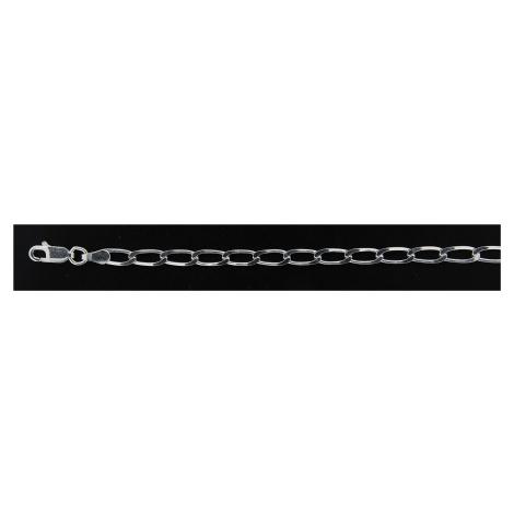 Łańcuszek srebrny 13608