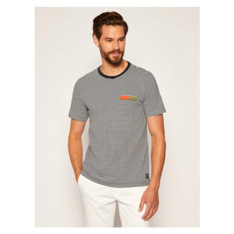 Pierre Cardin T-Shirt 52230/000/1237 Kolorowy Regular Fit
